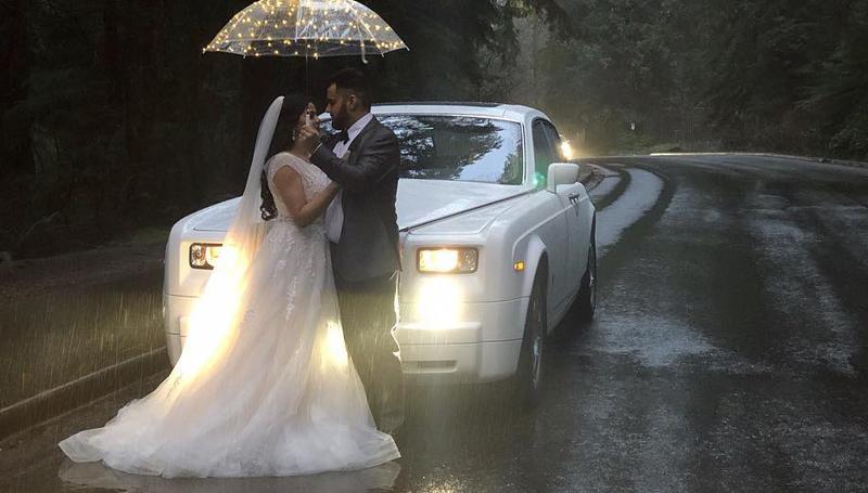 Wedding Limousine Vancouver