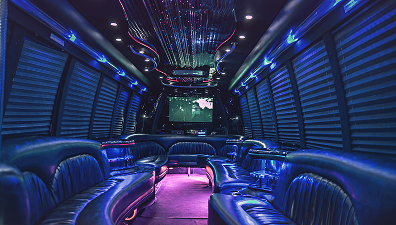 Party Limo Vancouver