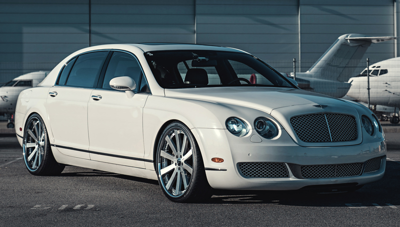 Bentley Flying Spur Vancouver