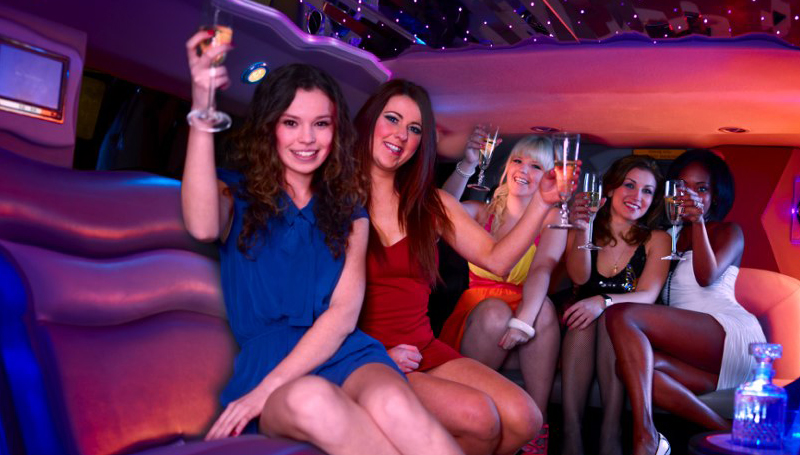 Limo Party Bus Vancouver