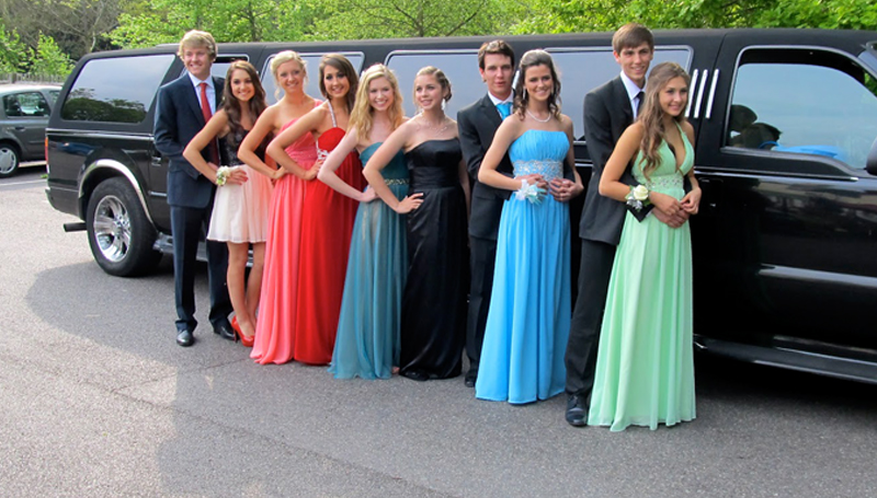 Limo Vancouver For Prom Night