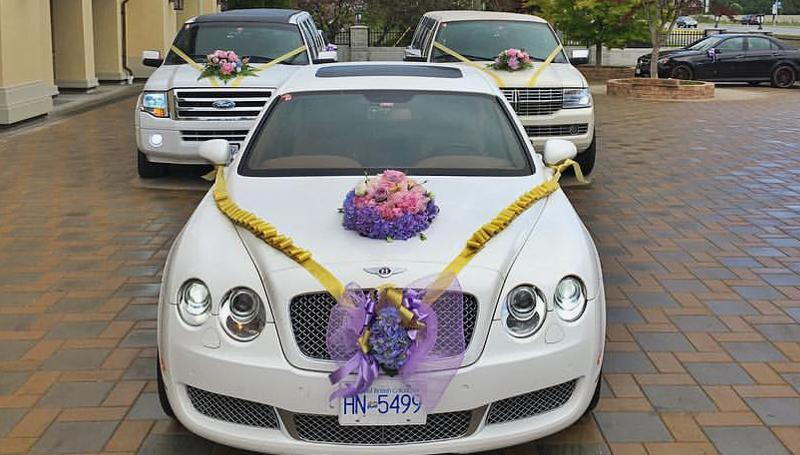 Wedding Car Limousine