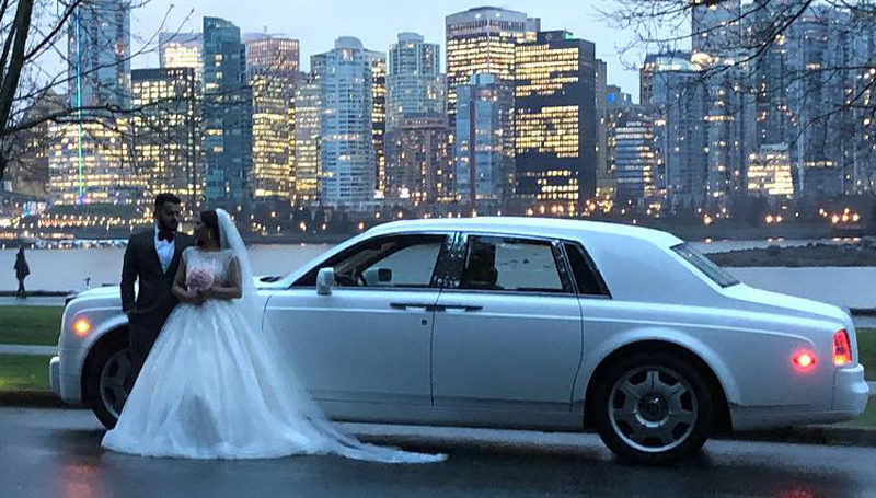 Wedding Limousine Services