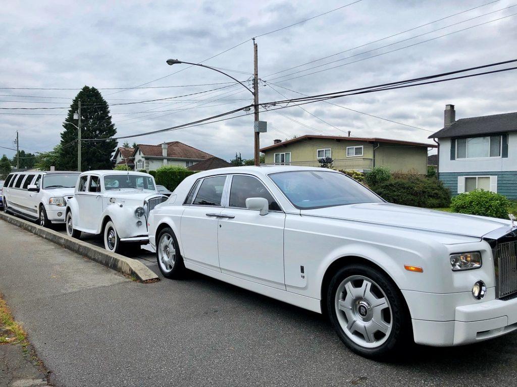 vancouver limousine rental service