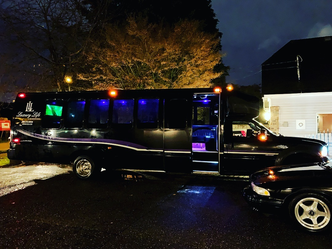 party bus Vancouver rentals