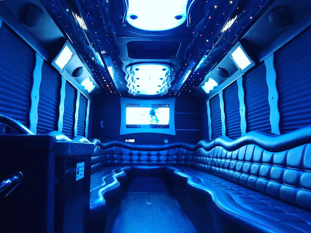 Vancouver party bus rental service