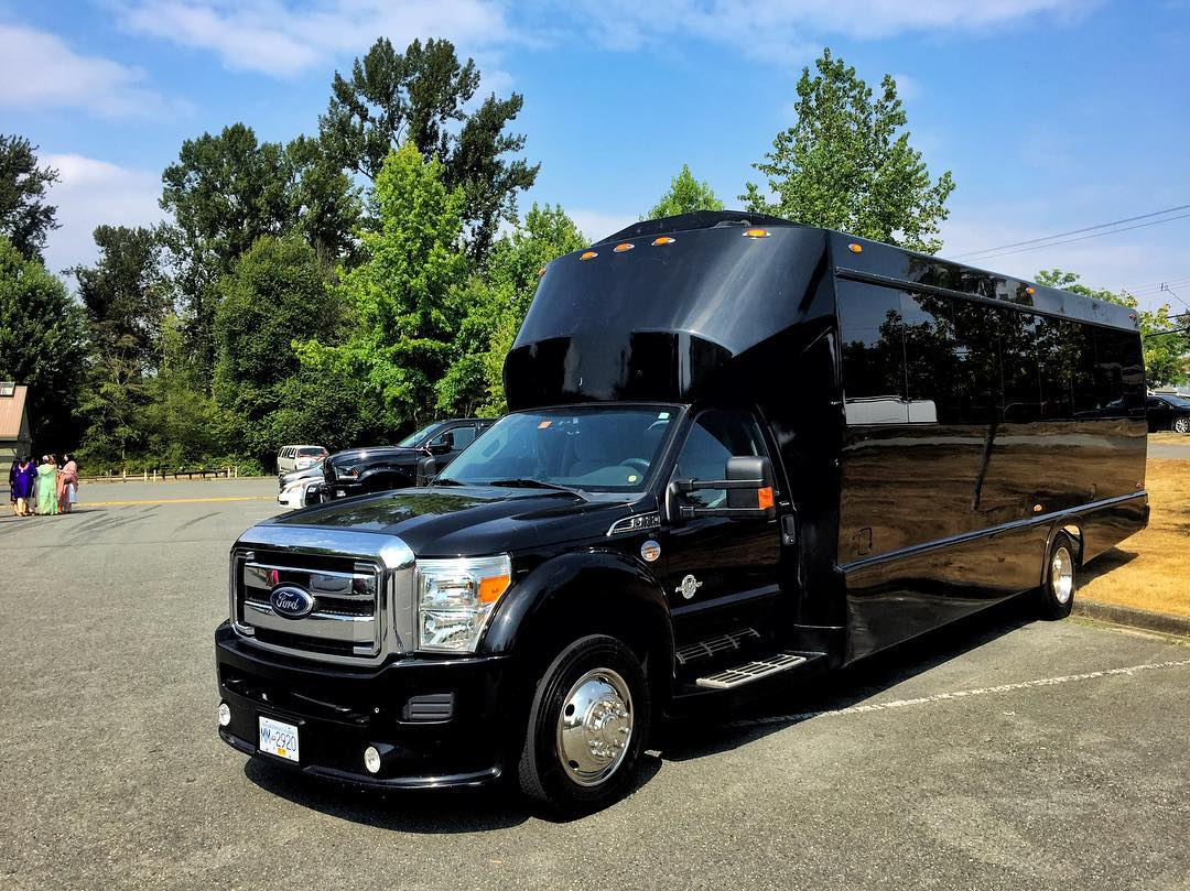 Vancouver party bus rental