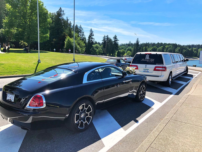 luxury car rental vancouver company