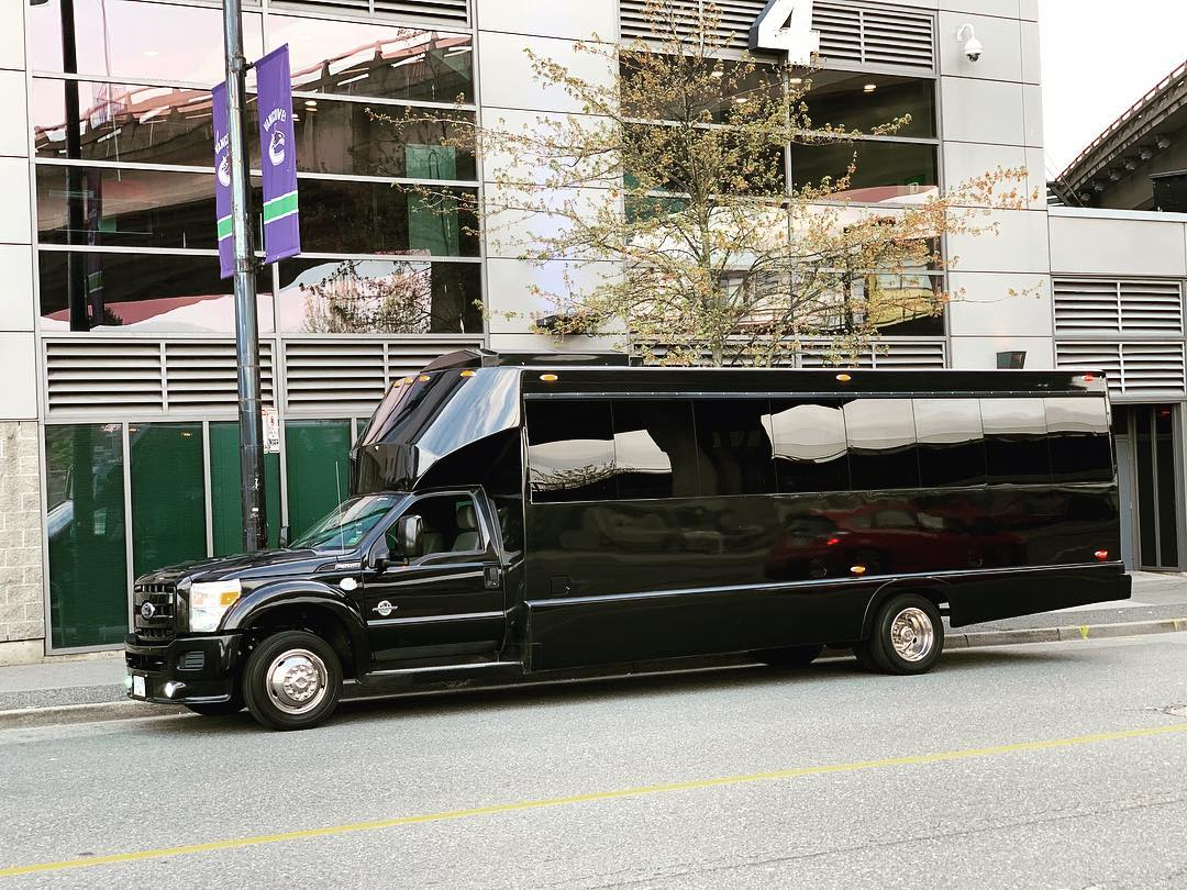 Vancouver party bus service